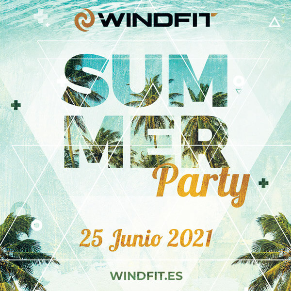 Summer Party 2021 - Windfit